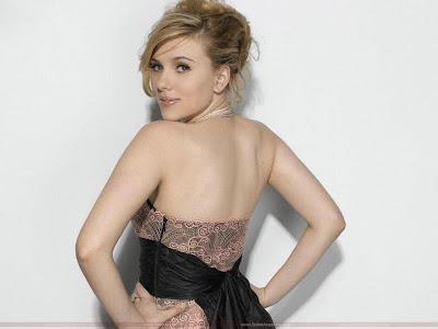 Scarlett Johansson Nice wallpaper 5