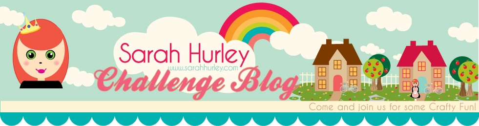 Sarah Hurley Challenge Blog