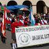 Con majestuoso desfile celebran fiestas patrias