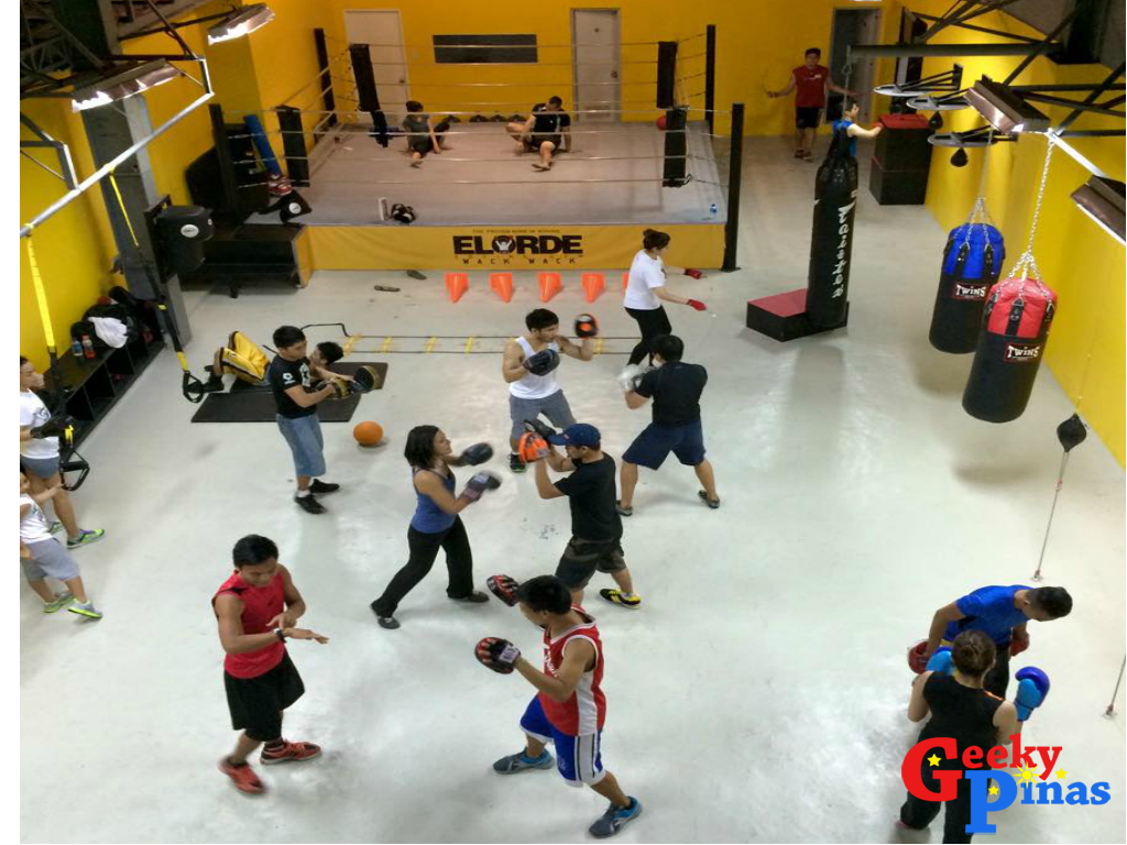 Fitness And Technology Meet In Elorde Wack Wack