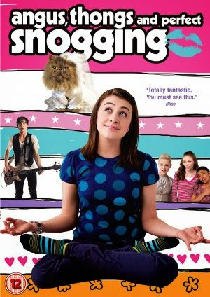 Poster of movie Angus, Thongs and Perfect Snogging