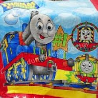 Jual Selimut New Seasons Blanket thomas