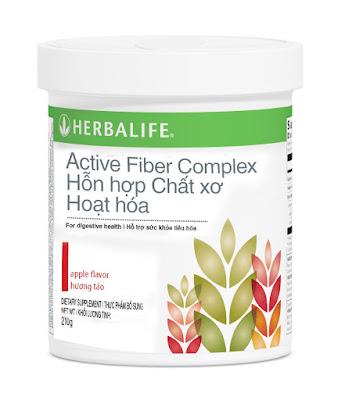 Active Fiber Complex của Herbalife Việt Nam