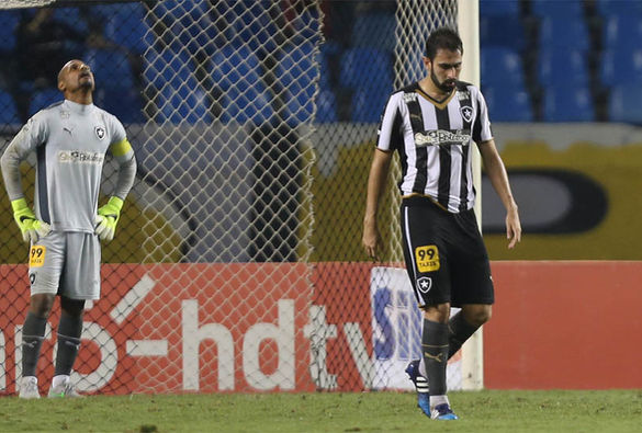 Botafogo e o trauma chamado Copa do Brasil