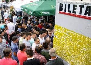 Shqipëri-Danimarkë, 27 kërkesa për biletë, kapacitet vetëm 12 600 vende