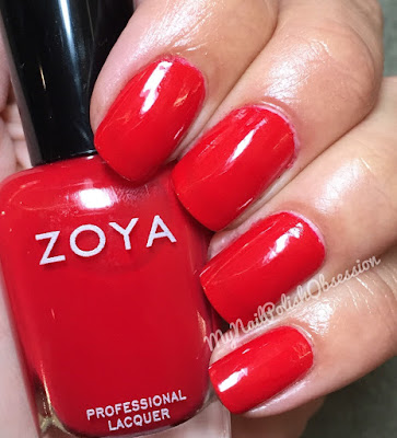 Zoya Focus: Hannah