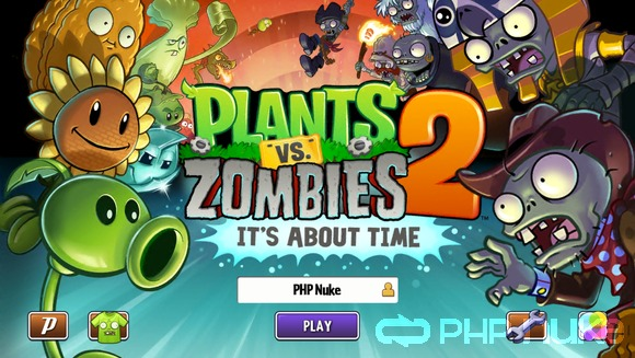 Plants vs. Zombies 2 v4.4.1 Mod APK