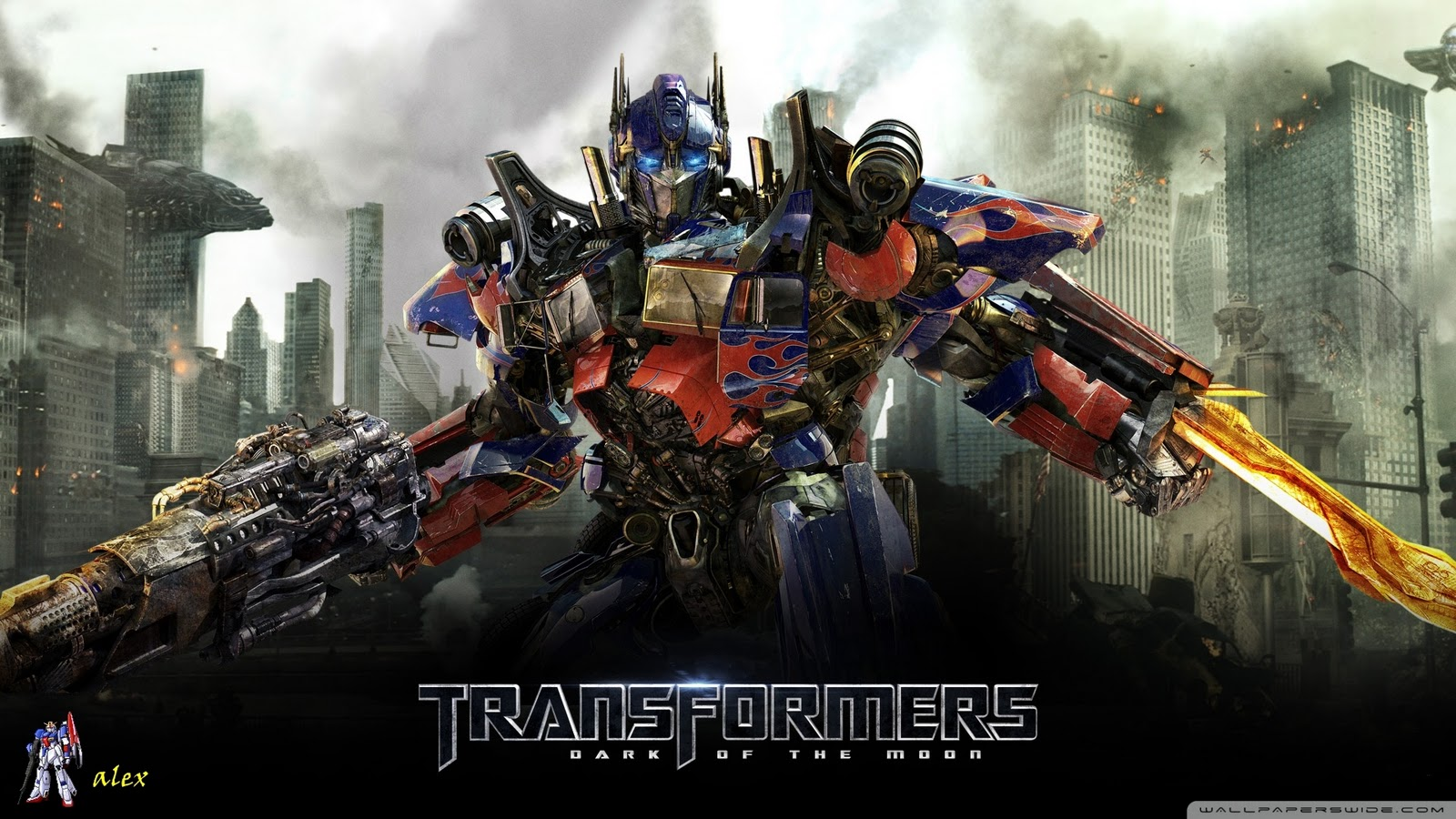 optimus prime in transformers wallpapers - Transformers 4 Optimus Prime HD desktop wallpaper