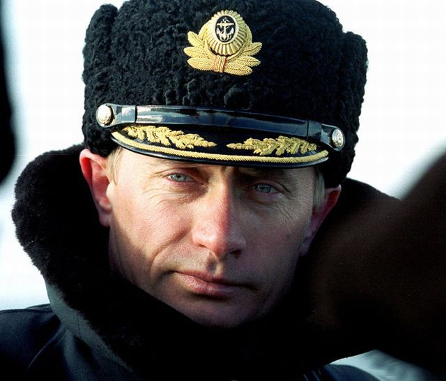 Vladimir Vladimirovich Putin & the Eurasian Empire of the End Times