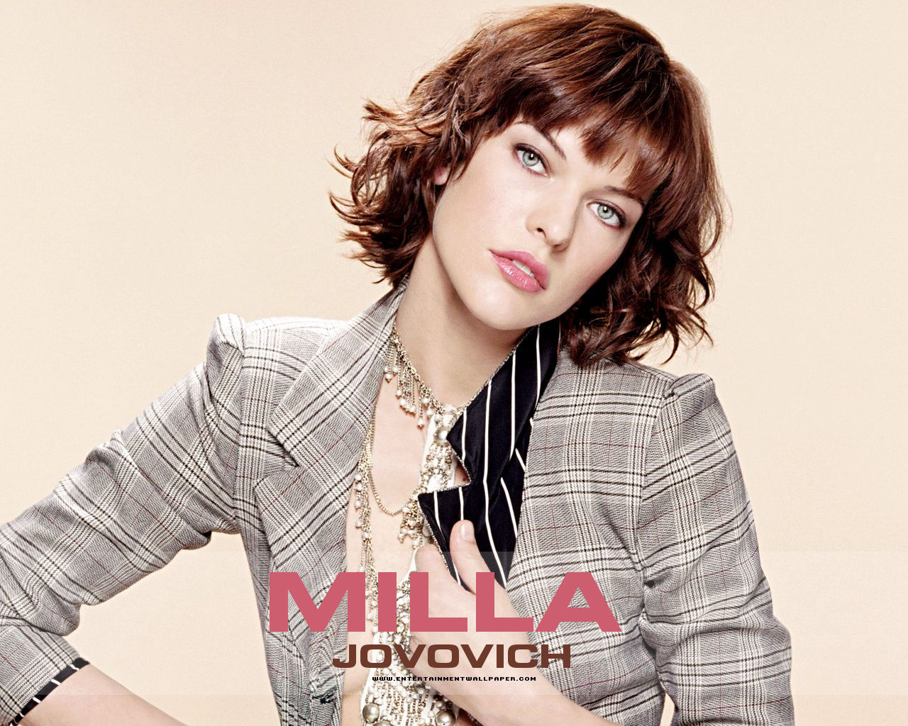 Wikimise: Milla Jovovi... Milla Jovovich Wiki