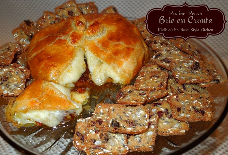 and pecans olivia s holiday brie en croute baked brie en croute ...