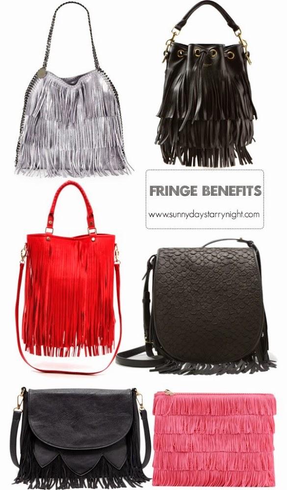 fringe benefits fringe bags