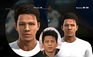 Download Face Ariel Noah PES 2013 by Sony Doni