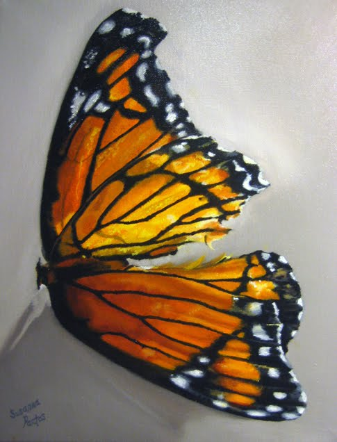Contemplation: Monarch Dream
