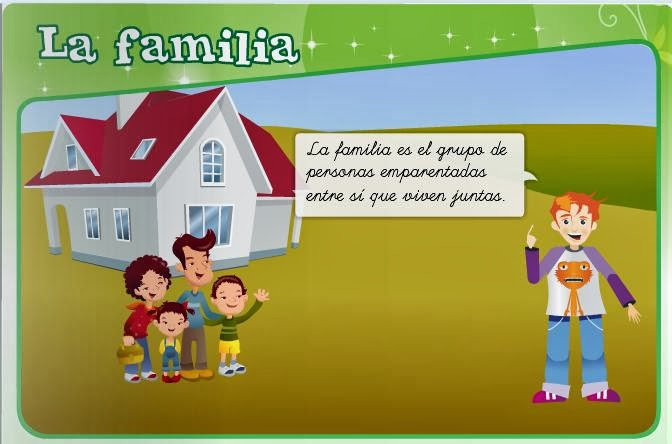Bolsillo de recursos de educaci n infantil cuaderno de la for Concepto de la familia para ninos
