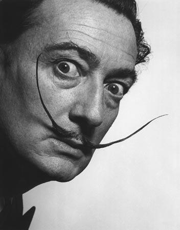 Histoire des arts Rombas les Premières: Tableau de Salvador Dali