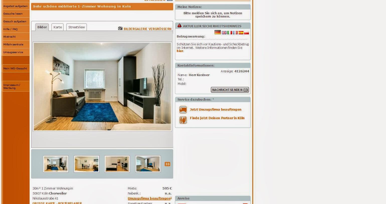 Wg Wohnung K Ef Bf Bdln