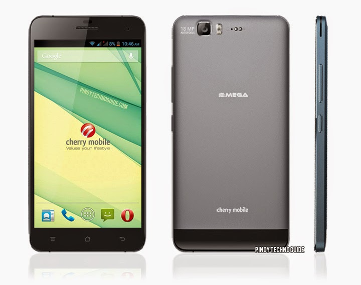 Cherry Mobile Omega Infinity 'Octa Core with 2,900 mAh Battery' Specs, Price and Features