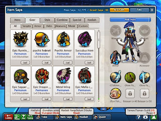 Andika Prahara Update Cheat Lost Saga 1 November 2013 Sorry Telat