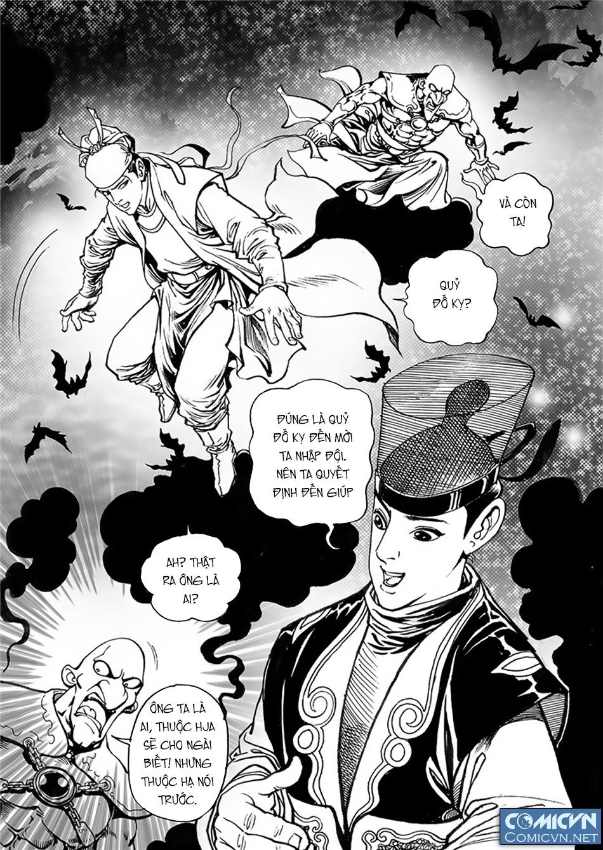 Chung Quỳ Truyền Kỳ Chapter 20 - Hamtruyen.vn