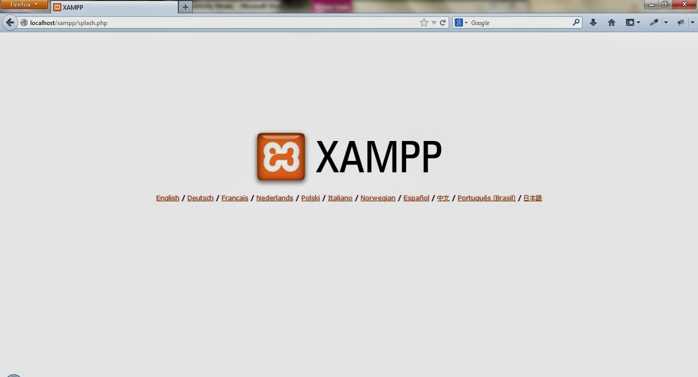 Tutorial Installasi XAMPP pada Localhost (PC/Laptop)