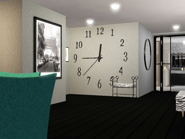 Looking everywhere for this big wall clock The Sims Forums