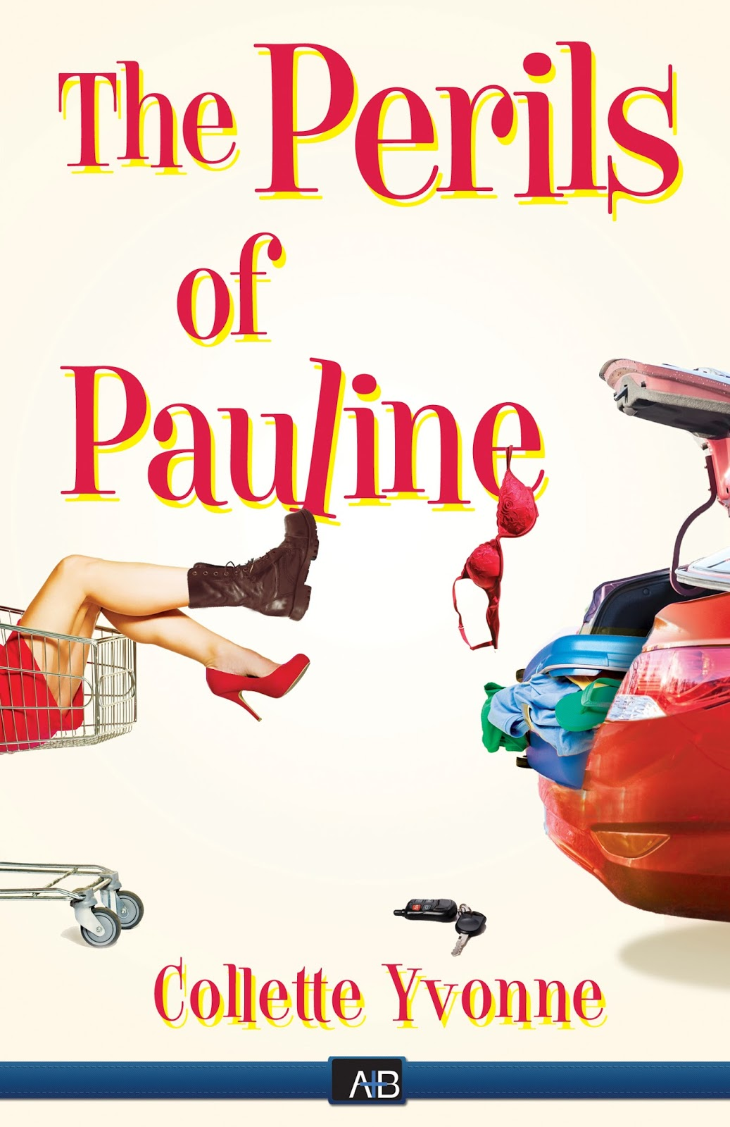 BOOK REVIEW: THE PERILS OF PAULINE BY COLLETTE YVONNE