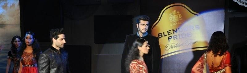 Arjun Kapoor Walks On Ramp Unseen Pics hottest pics