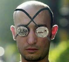 احمد حرارة رمز للعطاء والايثار والفداء فقد عين تلو عين فى سبيل الوطن! الايستحق ان يكون ايقونة الثور
