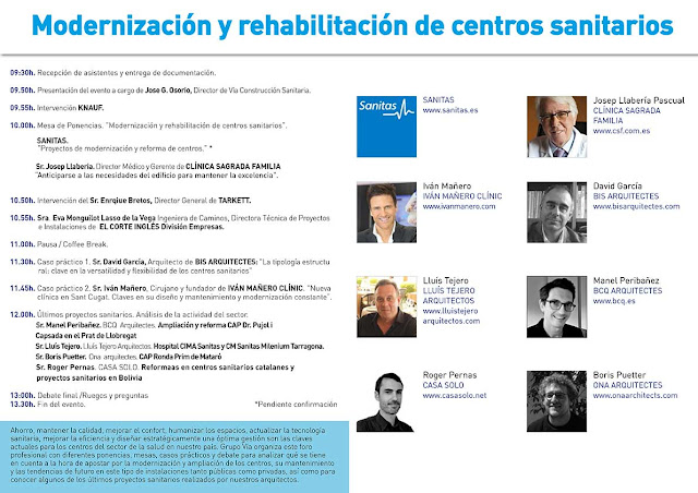 http://www.grupovia.net/index.php/eventos/463-modernizacion-y-rehabilitacion-de-centros-sanitarios-barcelona-22-octubre-2015