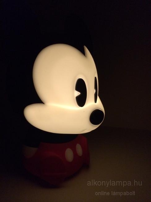 gyerekszoba berendezése disney lámpák