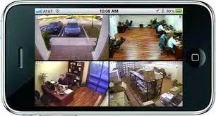 Cara Android jadi CCTV