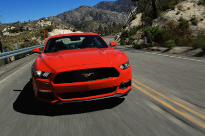2015 Ford Mustang Reaches Global Fame As World's Most Popular Car