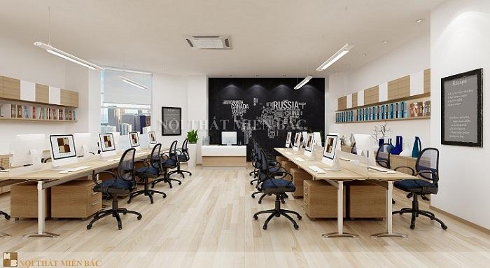 Chọn ghế văn phòng có tay vịn và tựa lưng