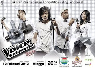 The Voice Indonesia 2013 Live Show 5