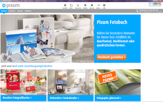 Pixum Fotobuch Software Start