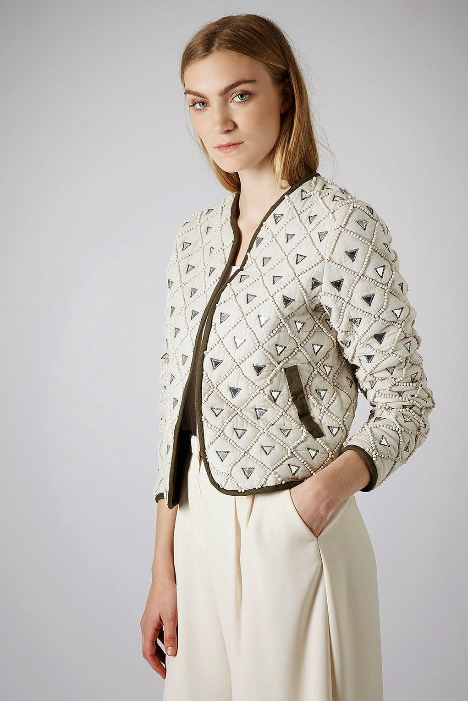 mirrored jacket