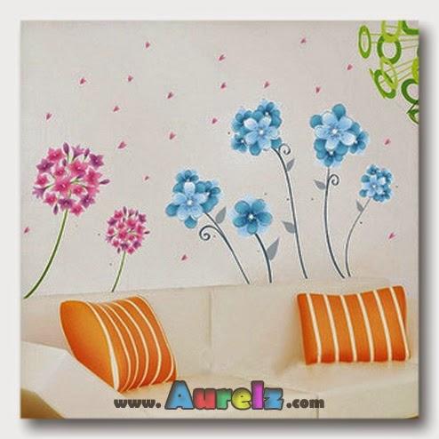 pink blue flo AY905