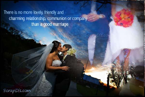 Thoughtful Wedding Sayings