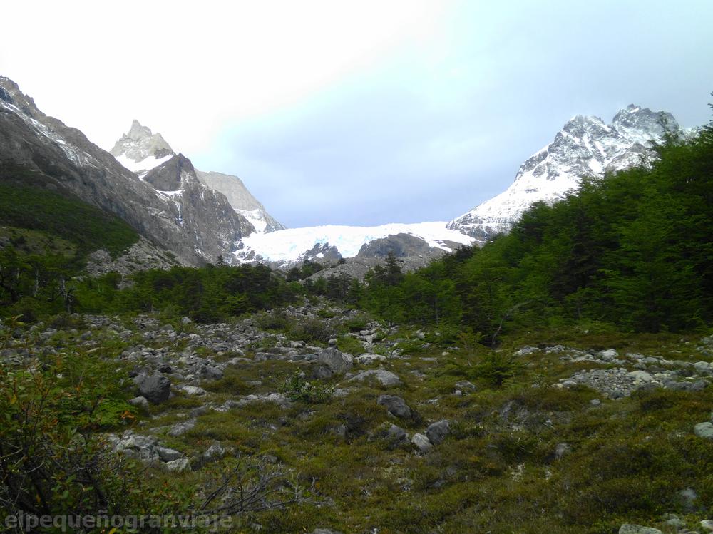 Glaciar Perros, Parque Nacional Torres del Paine