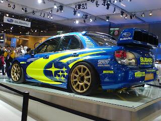 Subaru Impreza Sedan WRX 243242