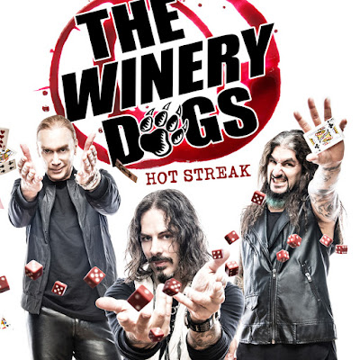 The Winery Dogs - Hot Steak