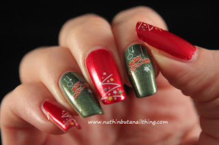 Born Pretty Store - Christmas Water Decals