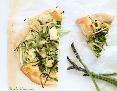 brie pizza