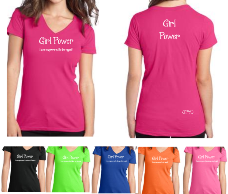 LOVING the Girl Power Campaign!