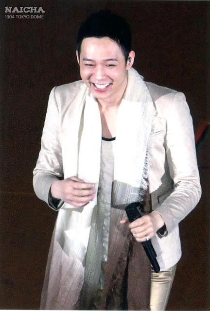Yoochun Tokyo Dome Konser 02