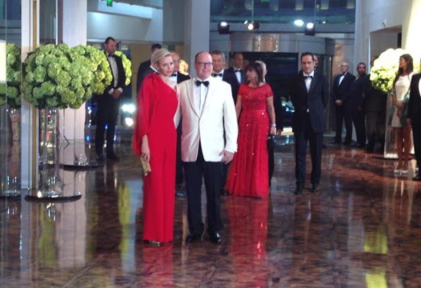 Monaco's 67th Red Cross Ball Gala, 2015