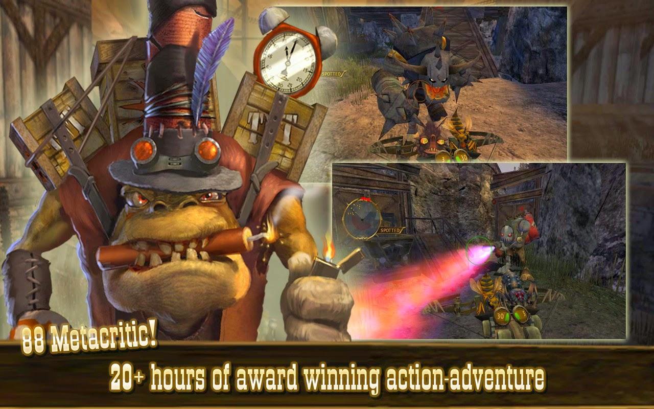Oddworld: Stranger's Wrath v8.1