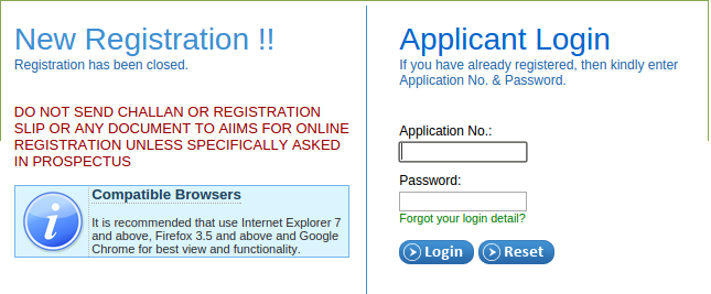 Aiims Application Form Login on application data presentation, application error, application products, application disclaimer, application clip art, application dashboard, application center,