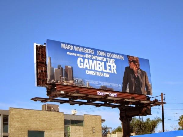 Gambler movie remake billboard